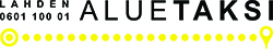 Lahden Aluetaksi logo
